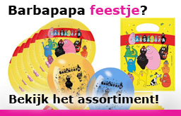 Barbapapa feest artikelen