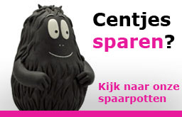 Barbapapa spaarpotten